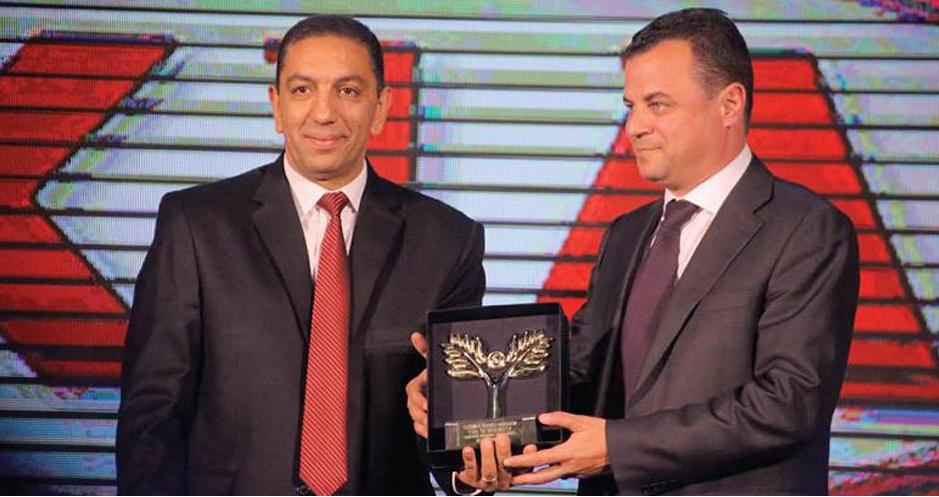 Kia, sacrée marque de l'année aux Tunisia Brand Awards 2017
